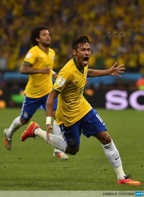 CMD 2014: Bonne entrée en matière du Brésil, 3-1 contre la Croatie
