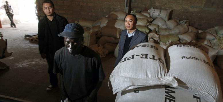 Il y a 1 million de Chinois en Afrique