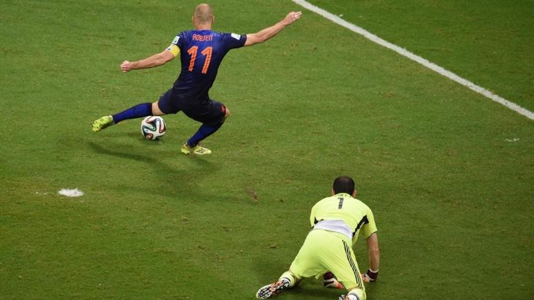 CDM 2014- Espagne-Pays-Bas (1-5): Humiliation !