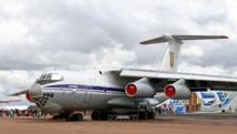 Ukraine: un avion de transport militaire abattu à Lougansk