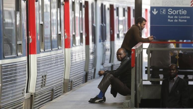 C'est le plus long mouvement de grève que la SNCF ait eu à déplorer depuis 2010. REUTERS/Christian Hartmann