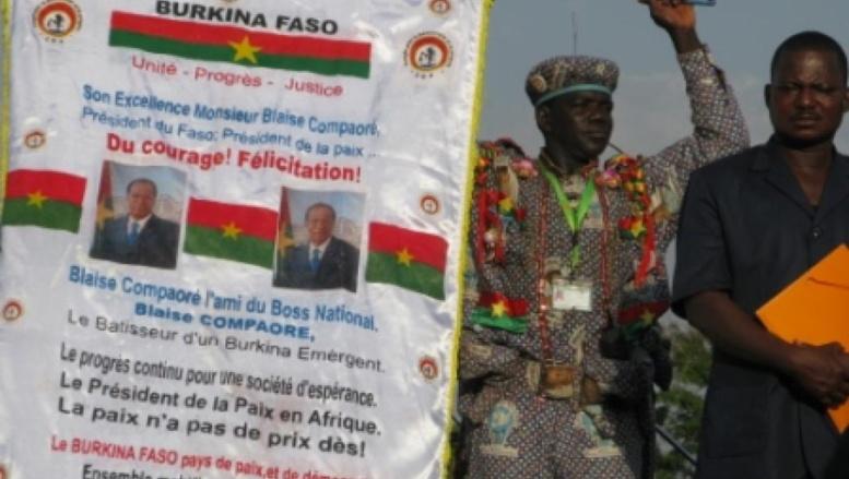 Burkina Faso: meetings sur le référendum à Bobo-Dioulasso