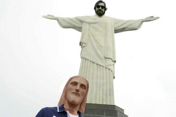CDM 2014- Italie : Pirlo, le Christ rédempteur de la Squadra