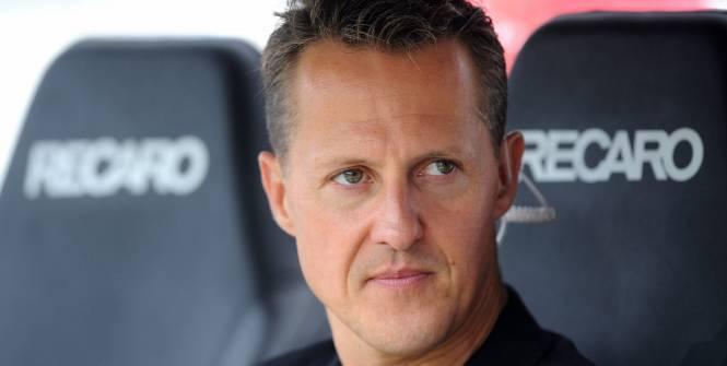Schumacher sorti du coma !
