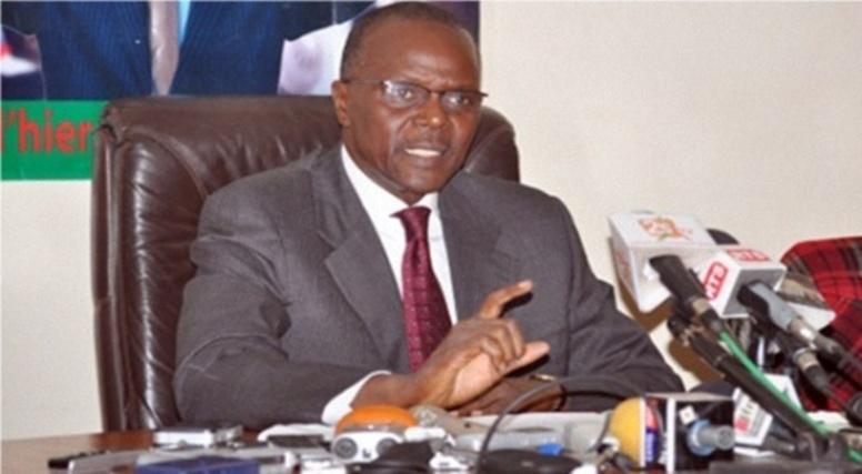 Ousmane Tanor Dieng : « Il faudra que le gouvernement accélère la cadence dans la perspective d'un hivernage proche »