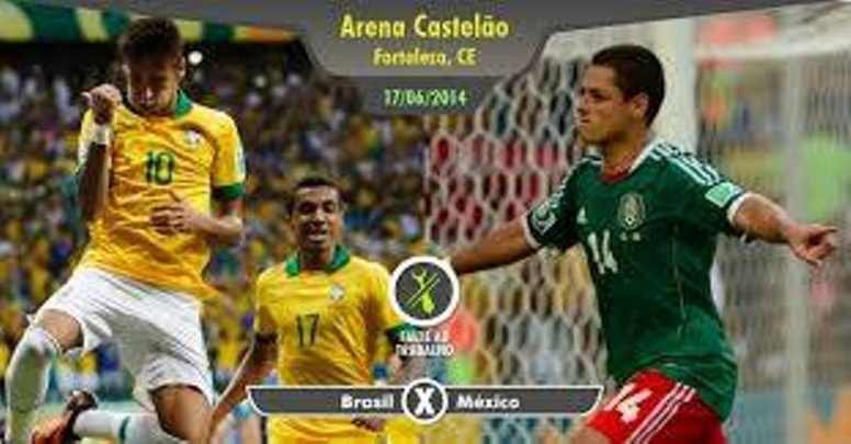 CDM 2014-Brésil vs Mexique : Pour les commandes du Groupe A ?