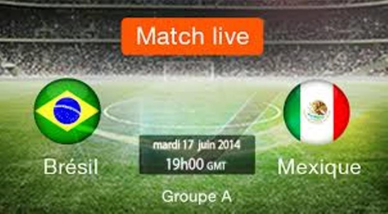 CDM 2014-Brésil 0-0 Mexique :Ochoa, l'homme du match