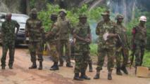 L'armée nigériane peine à contenir l'insurrection du groupe islamiste Boko Haram dans le nord-est du pays.