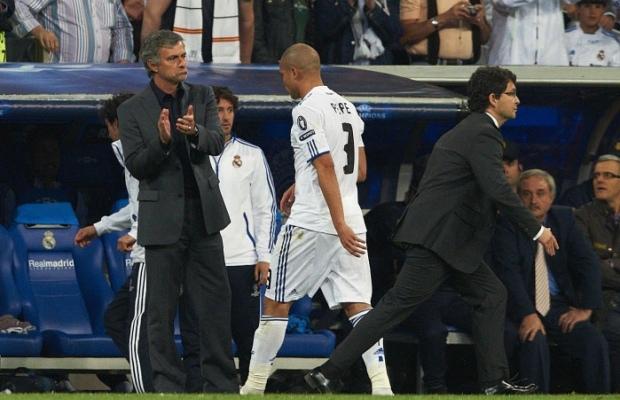 CDM 2014- Mourinho : « Pepe n'est même pas portugais »