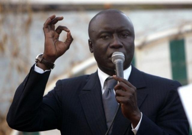 Idrissa Seck à Fatick, son allié Sitor Ndour regarde ailleurs