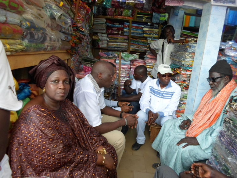 Benoît Sambou, Doudou Ka, et Innocence Ntap Ndiaye, l'union sacrée contre Abdoulaye Baldé