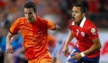 CDM : Pays Bas et Chili, premières équipes en 8es