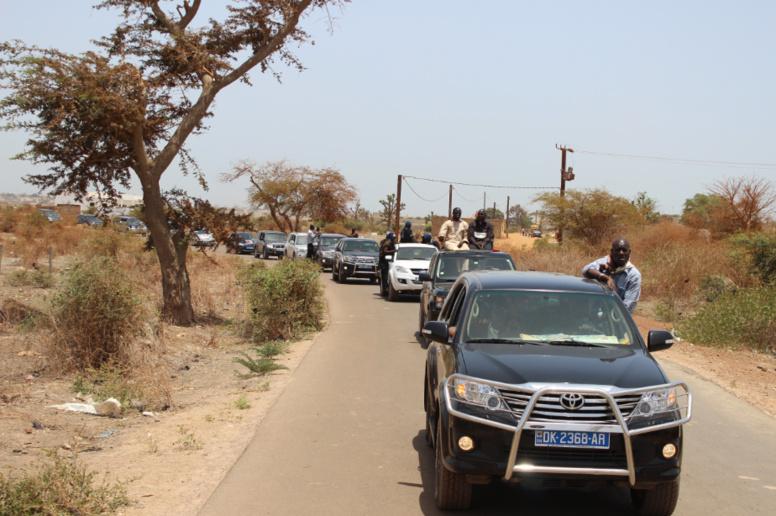 Rufisque : Oumar Gueye lance « l'opération coup de poing »
