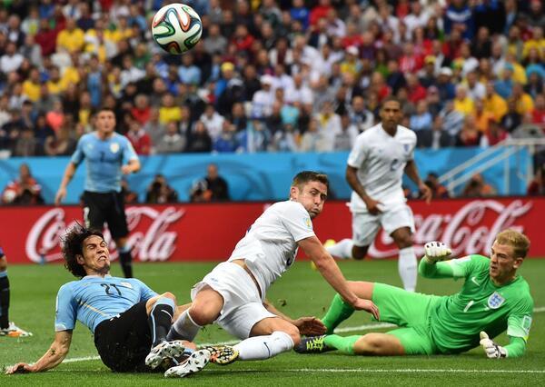 #CDM2014-Uruguay vs Angleterre- Livetweet: Un match couperet, déterminant pour la suite