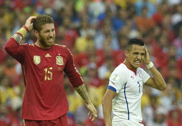 CDM 2014- Sergio Ramos : « Les excuses sont pour les perdants »