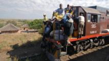 Comme les trains, les embarcations sont souvent surchagées, en RDC, ce qui provoque de nombreux accidents