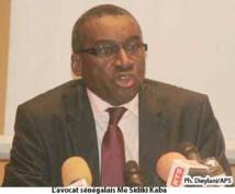 Me Sidiki Kaba aux détenus de la maison d'arrêt et de correction de Tambacounda