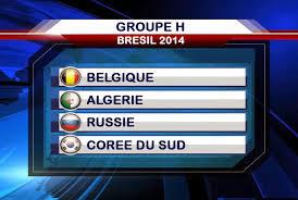 CDM 2014- Programme du Jour (Heure Gmt): Etats-Unis vs Portugal en vedette