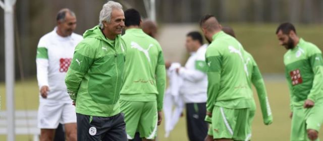 CDM 2014 - Corée du Sud – Algérie : Le match où les Fennecs devront impérativement se lâcher