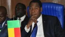 Le président du Bénin Thomas Yayi Boni Reuters/Afolabi Sotunde