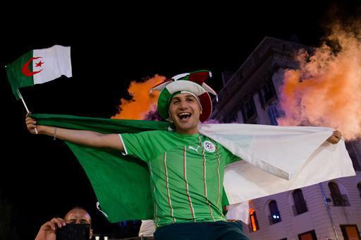 """CDM2014 - Algérie – la presse algérienne salut la victoire """"retentissante"""" des Fennecs"""