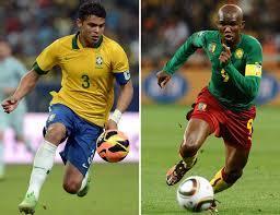 "#CDM2014-Cameroun vs Brésil-TweetLive: Sauf miracle, les ""Auriverde"" seront en 8es"