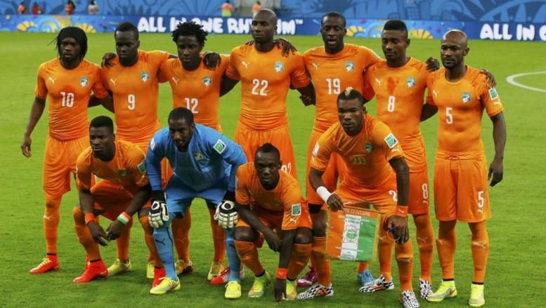 CDM2014-Grèce-Cote d'Ivoire : « Les Pachydermes » ont cette fois  leur destin entre leurs « pattes»
