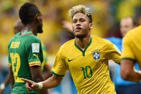 CDM2014-Brésil-Neymar : « Notre meilleur match »