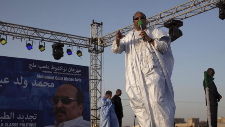 Mohamed Ould Abdel Aziz: «C'est mon dernier mandat»