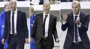 Zidane entraîneur de l'équipe réserve du Real