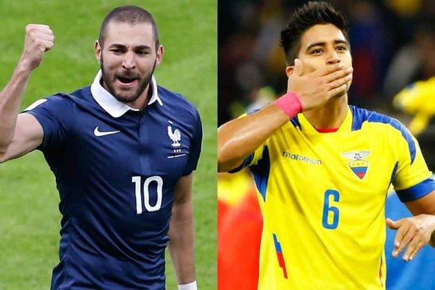 #CDM2014- Equateur vs France-TweetLive: Finir le boulot en beauté