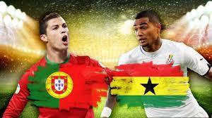#CDM2014- Portugal vs Ghana- TweetLive: Pourvu que l'Allemagne et les Etats-Unis ne fassent pas match nul