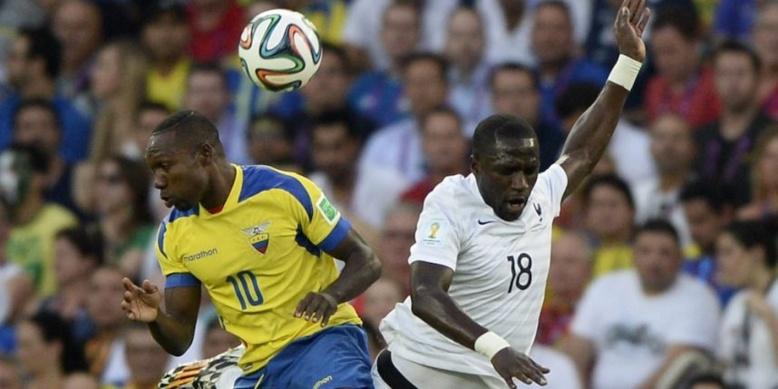 """CDM 2014- : Réactions des """"Bleus"""" après France-Equateur (0-0)"""