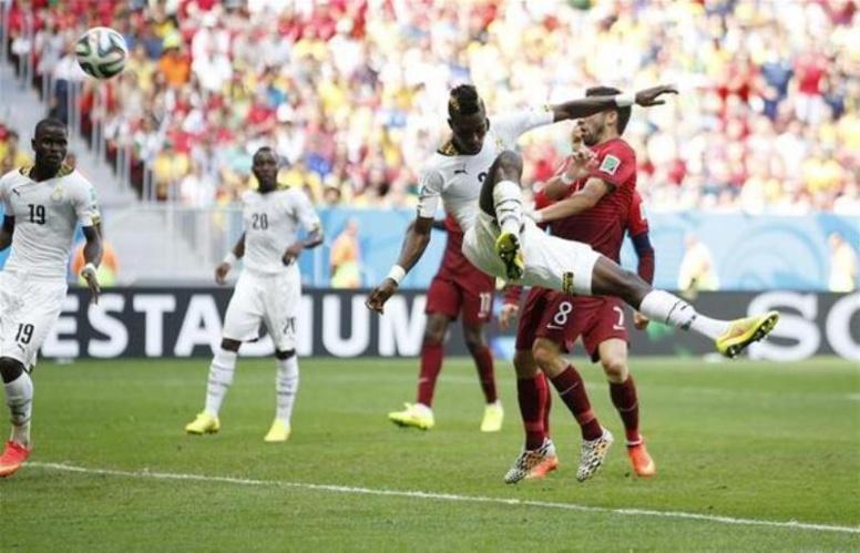 CDM Portugal 2-1 Ghana: Cristiano Ronaldo marque enfin et tue tout espoir du côté des Blacks stars