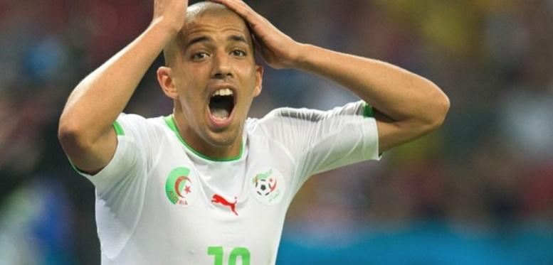"""CDM Algérie 1-1 Russie:  les """"Fennecs"""" aidés de Slimani font ce qu'il fallait et décrochent une qualification historique"""