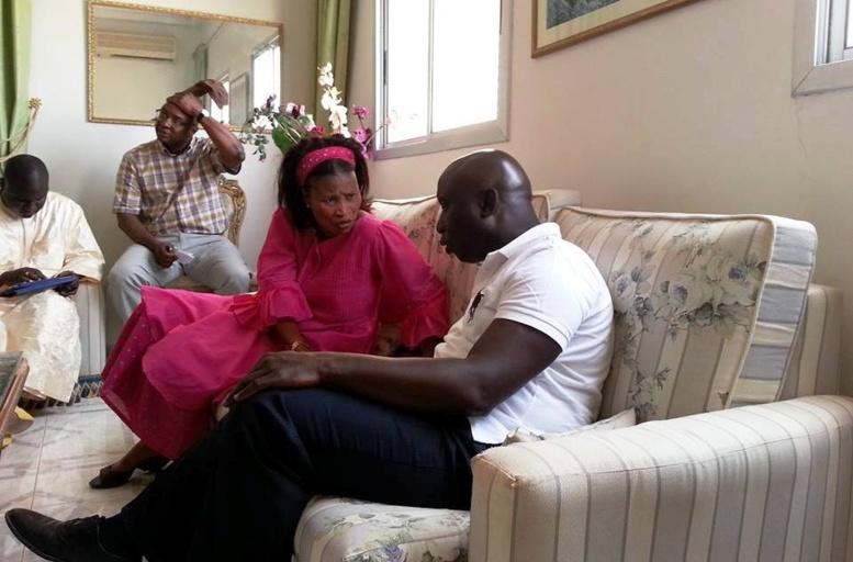 Idrissa Seck à Aissata Tall Sall : « J'essaie de forcer la main du Seigneur pour que tu restes maire »