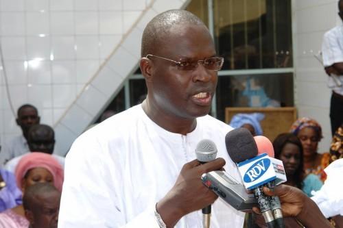 Réactions de Khalifa Sall : « Je veux que votre enfant naisse Dakarois »
