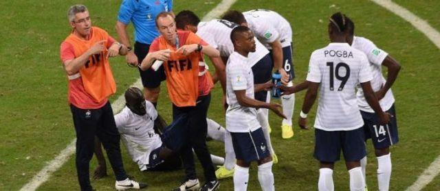 CDM 2014 - France-Nigeria : Sakho sera sur le banc