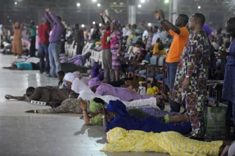 Nigeria: des islamistes présumés attaquent des églises dans le nord-est