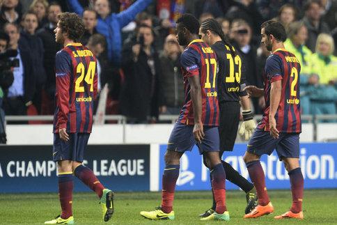 Le Fc Barcelone a un nouveau sponsor maillot