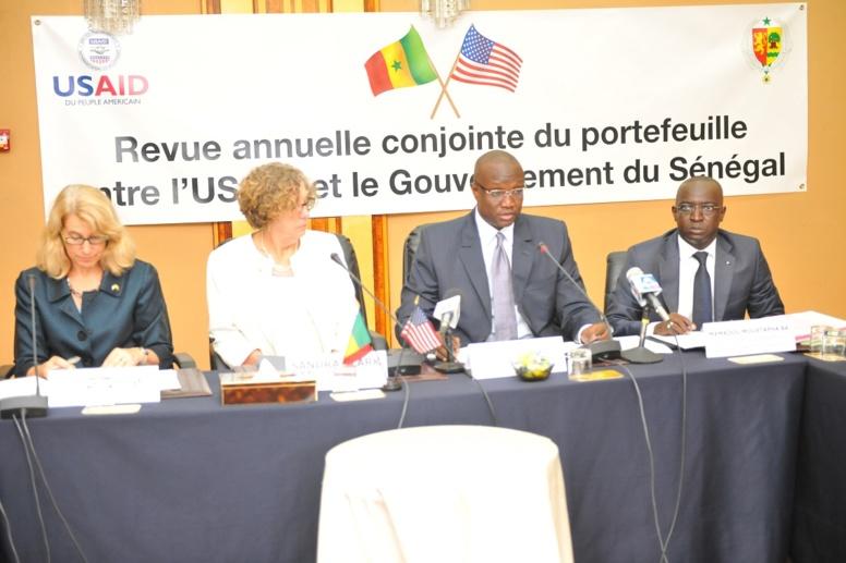USAID: un pactole de 1 031 milliards de FCFA investi au Sénégal depuis 1961