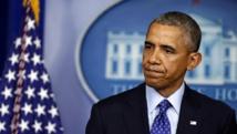 Barack Obama. REUTERS/Kevin Lamarque
