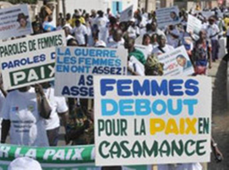 Paix en Casamance : Les femmes d'Oussouye accélèrent la cadence