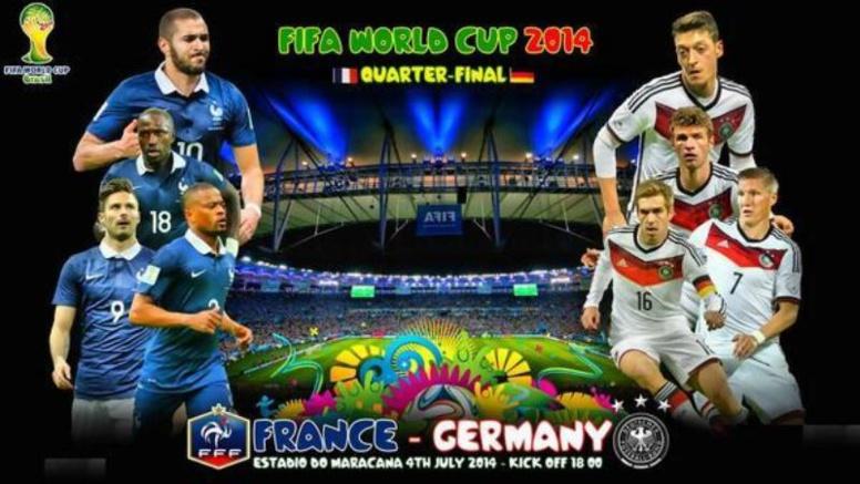 CDM Allemagne 1-0 France: Hummels marque (12e), Neuer résiste et la Mannschaft en 1/2