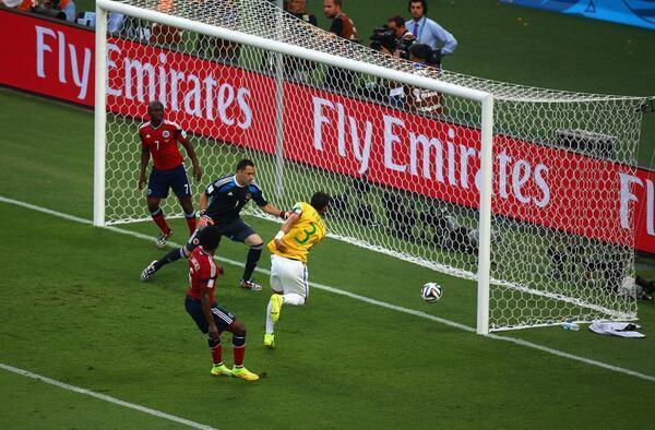 CDM 2014- Brésil-Colombie (2-1): La Seléçao en demi-finale, J. Rodriguez soigne ses stats (6buts)
