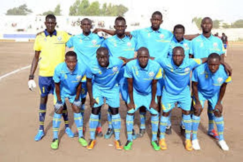 Guediawaye FC vainqueur de la Coupe de la Ligue, Moustapha Seck entre dans l'histoire