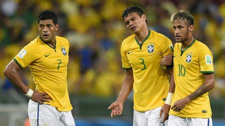 CDM- ½ Finale- Brésil – Allemagne : Orpheline de Neymar, la Seleçao doute de ses forces