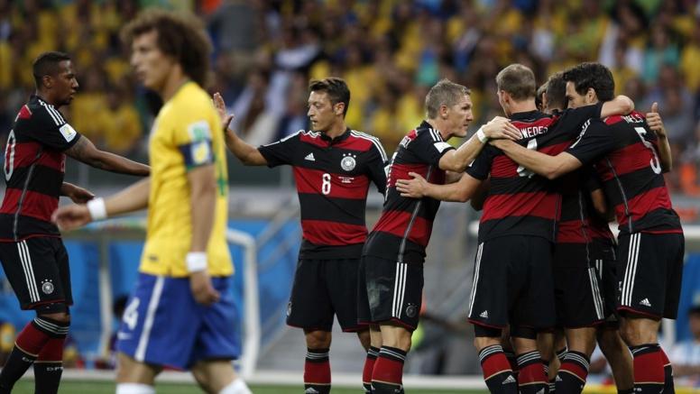 Coup du monde 2014, demi-finales : L'Allemagne humilie le Brésil (7-1) et jouera la finale