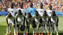 Le onze de départ du Ghana à Brasilia face au Portugal. REUTERS/Ueslei Marcelino