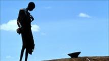 Pour l'instant, les ONG aident les populations à faire face au choc climatique. Jean-Michel TURPIN/Gamma-Rapho via Getty Images